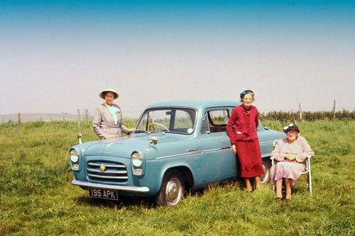 Devils Dyke 1961 van