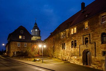Kasteelkerk Herleshausen van Roland Brack