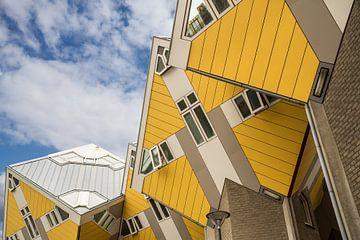 De Kubus huisjes von Marcel Derweduwen