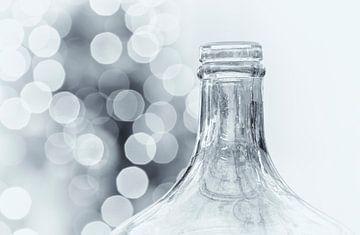 Wine bottle with bubbles sur Ellen Driesse