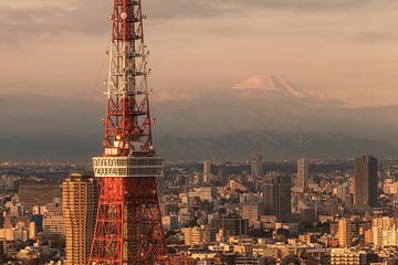 TOKYO 28 van Tom Uhlenberg