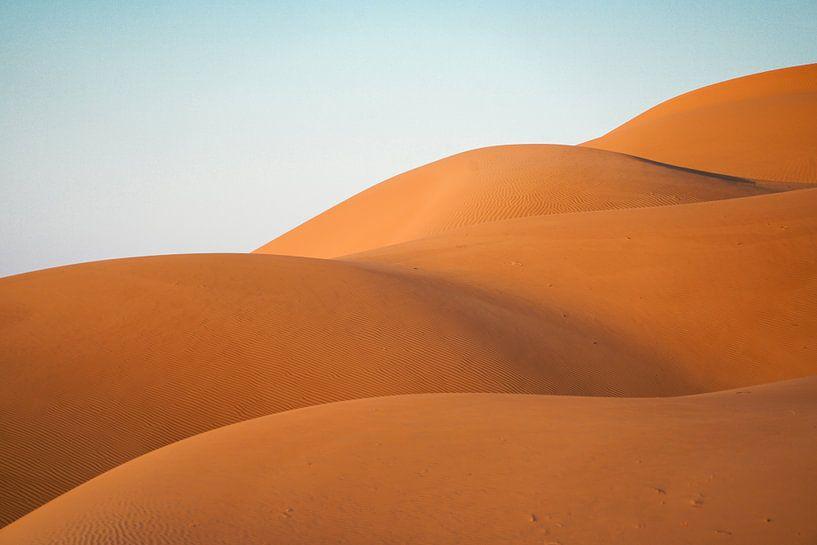 Woestijn: Golven van zand van The Book of Wandering