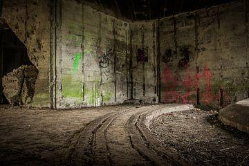 Bunker van Daphne Elderenbos