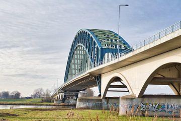 Die Ijsselbrücke von Henrico Fotografie