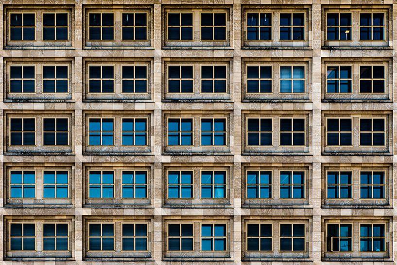Gevel Alexanderplatz van Maerten Prins