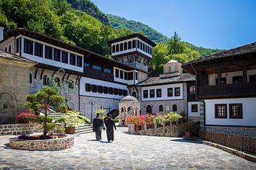 Kloster Sveti Jovan Bigorski in Mazedonien von Antwan Janssen