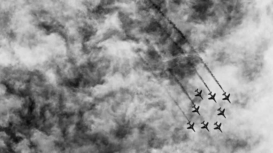 Patrouille de France, 6 juni 2014 Herdenking 70 jaar D-Day