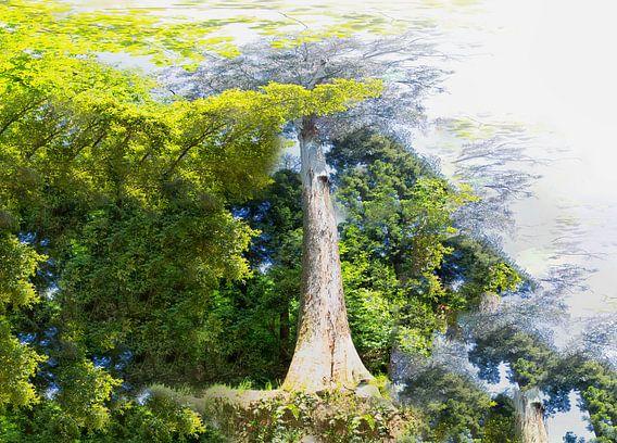 Tree von Yvette Bauwens