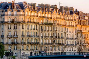 Appartementen in Parijs van Rob van Esch