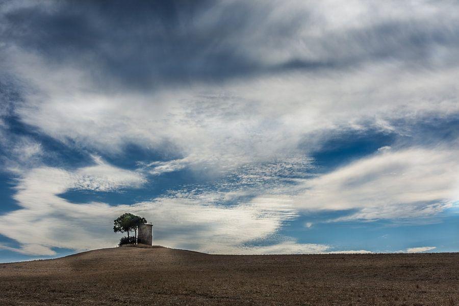 Toscaanse Eenzaamheid