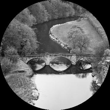 Een blik op de rivier De Semois 1 van Anouschka Hendriks