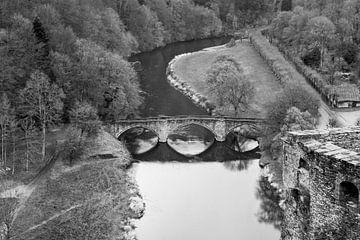 Een blik op de rivier De Semois 1 von Anouschka Hendriks