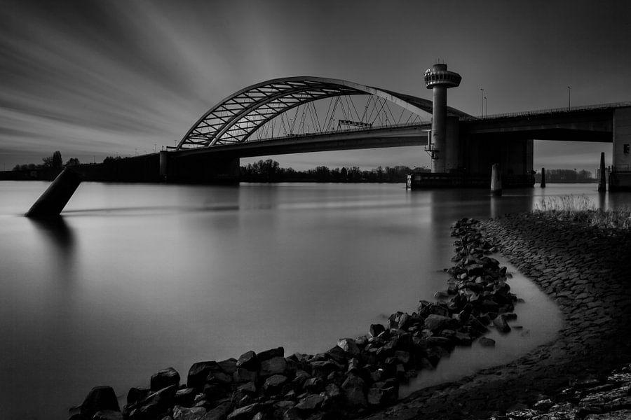 Rotterdam, A16 highway van 010 Raw