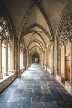 Pandhof-Kathedrale Utrecht von Frans Nijland