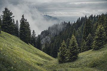 Bayerische Berge von Sebastian Witt
