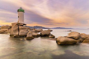 Capo D'orso Leuchtturm von Goos den Biesen