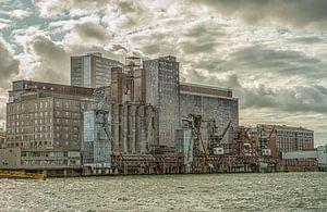 Maassilo Rotterdam sur Ron Kleinjans