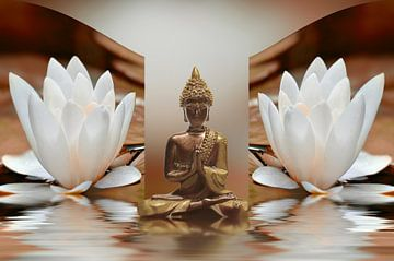 Buddha von Violetta Honkisz