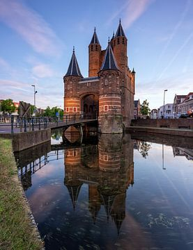 Amsterdamse poort, Haarlem sur Reinier Snijders