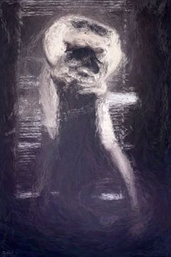 Abandoned Ego von Katz MatzArt