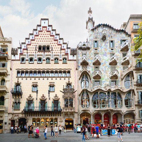 Barcelona | Casa Batllo by Antoni Gaudi