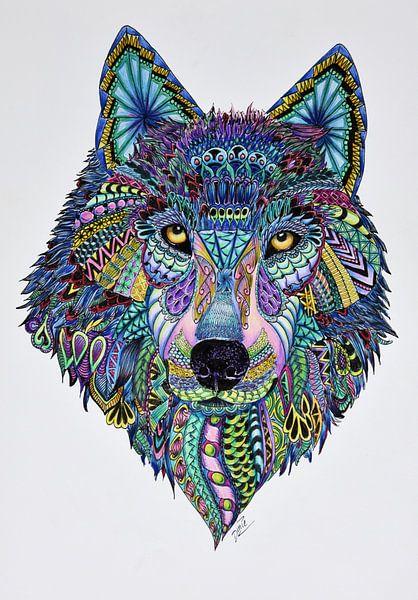 Wolf van Dinie de zeeuw