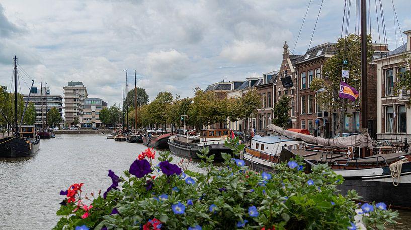 Leeuwarden, Wester Stadsgracht van Ingrid Aanen