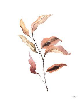 Stukken van de herfst II, Karyn Panganiban van Wild Apple