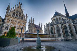 Stadscentrum Leuven van