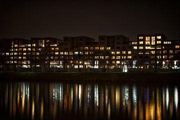 Maastricht bei Nacht von Carola Schellekens