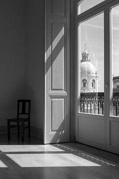 Nachmittag in Lissabon von Alexander Bogorodskiy