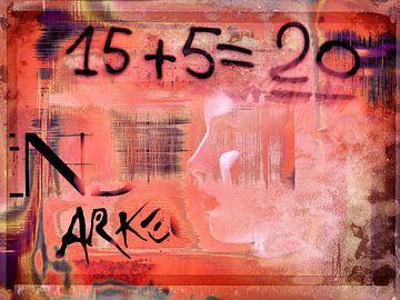 15+5=20 von Gabi Hampe
