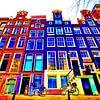 Colorful Amsterdam #114 van Theo van der Genugten thumbnail