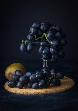 Druiven en kiwi van René Ouderling