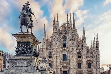 Piazza del Duomo von Manjik Pictures