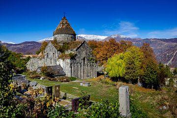 Sanahin Klooster, Armenië van Adelheid Smitt