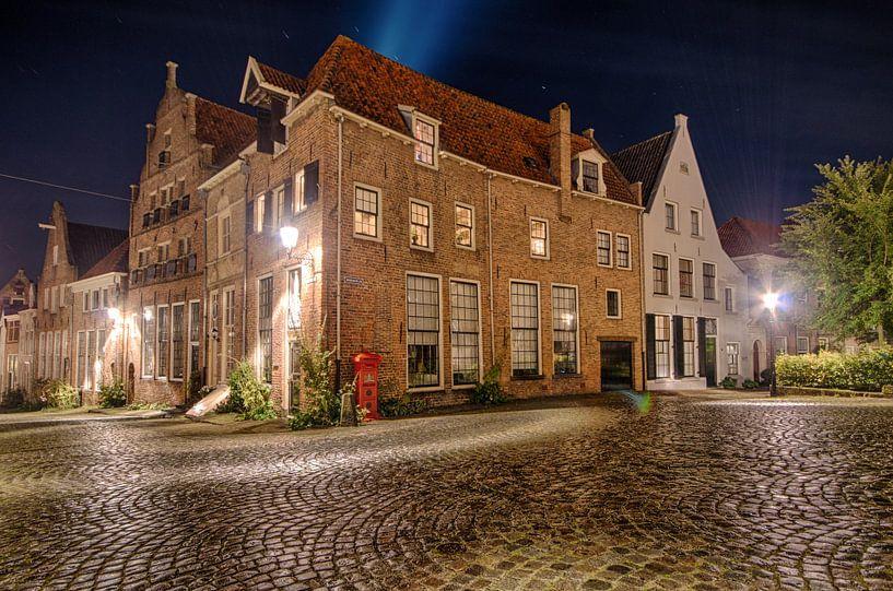 Deventer binnenstad, Bergkwartier van Lex Scholten