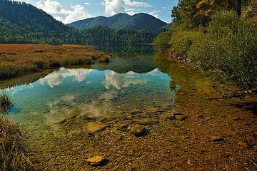 Alpenmeer (Weitsee) van BHotography