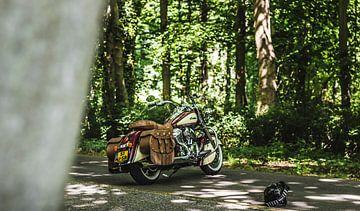 Indian Chief Vintage van Westland Op Wielen