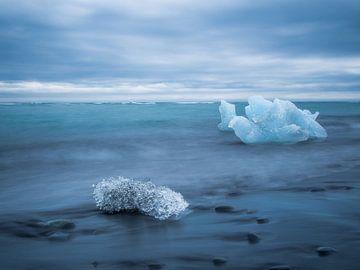 Gletscherstrand von Roelof Nijholt