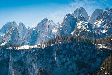 Gipfel am Gosaukamm von Martin Wasilewski