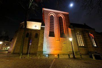 Pieterskerk in Utrecht van Donker Utrecht