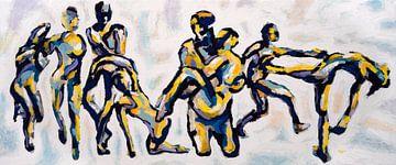 Tanzende Sorten von ART Eva Maria