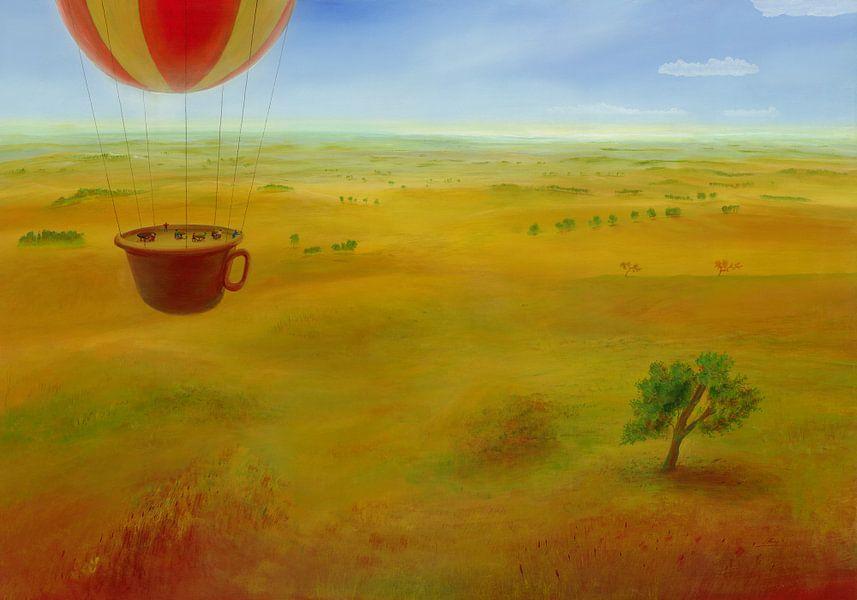 Kaffeetasse van Silvian Sternhagel