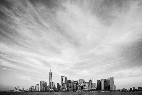 Skyline Lower Manhattan, New York City