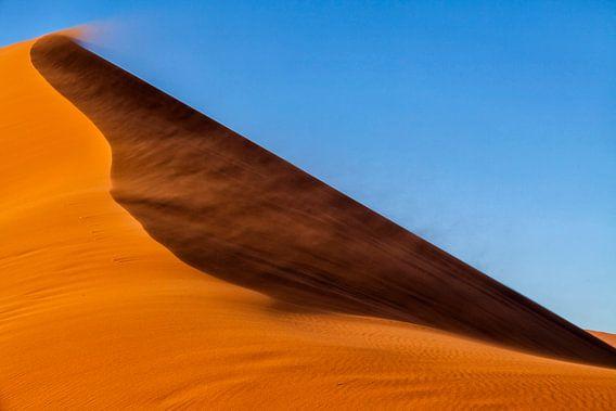 Zand, lucht en wind