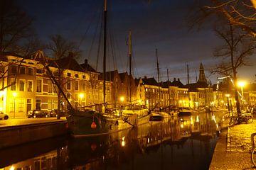 Hooge der A 's nacht van Groningen Stad