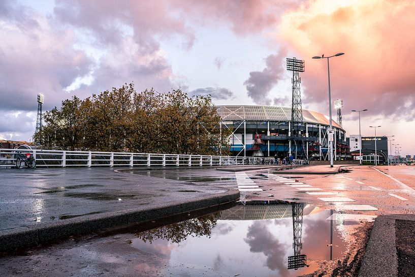 Stade Feyenoord / De Kuip sur Prachtig Rotterdam