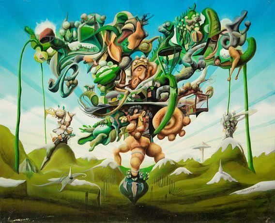 Zusammenhangspflanze