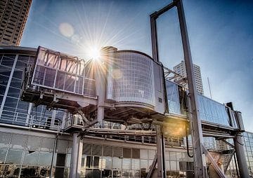 Rotterdam Cruiseterminal van Eisseec Design